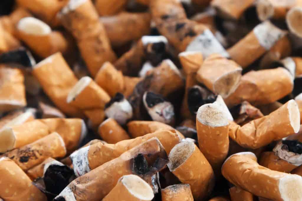 Vitaminbedarf für Raucher